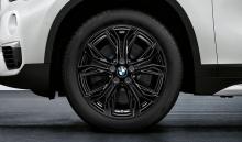 Комплект зимних колес Y-Spoke 566 для BMW X1 F48/X2 F39