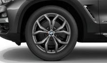 Комплект зимних колес Y-spoke 694 для BMW X3 G01/X4 G02