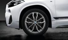 Комплект зимних колес Y-Spoke 711M Performance для BMW X1 F48/X2 F39