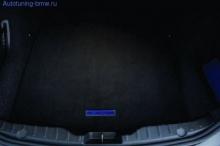 Коврик багажного отделения ALPINA для BMW F10 5-серия