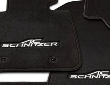 Велюровые коврики AC Schnitzer для BMW X5 F15