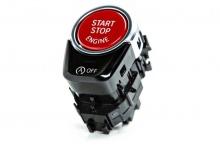 Красная кнопка запуска двигателя для BMW G30 5-серия