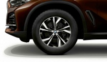 Литой диск BMW Turbinenstyling 689