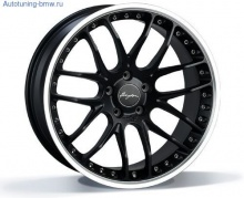 Литой диск Breyton Race GTP Matt Black
