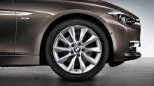 Литой диск BMW Turbine Styling 415