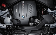 M Performance Power Kit для BMW F30 3-серия