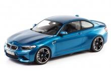 Миниатюрная модель BMW M2