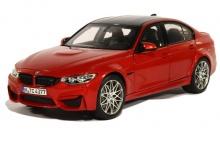 Миниатюрная модель BMW M3 F80 Competition