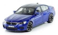 Миниатюрная модель BMW M5 F90