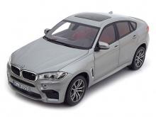 Миниатюрная модель BMW X6M F86