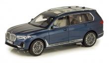 Миниатюрная модель BMW X7 G07