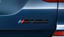 Надпись M40d для BMW X3 G01