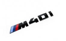 Надпись M40i для BMW X3 G01