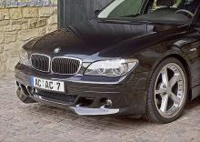 Накладка на бампер передний BMW E65 7-серия