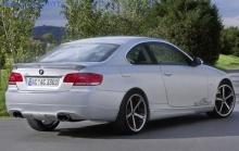 Накладка заднего бампера для BMW E92 3-серия