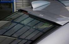 Накладка на стекло для BMW E60 5-серия