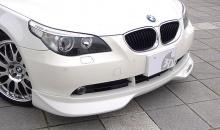 Накладка переднего бампера 3DDesign для BMW E60 5-серия