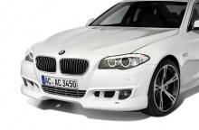 Накладка переднего бампера AC Schnitzer для BMW F10 5-серия
