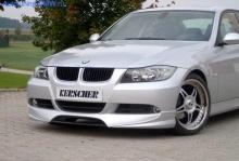 Накладка на бампер передний BMW E90/E91 3-серия