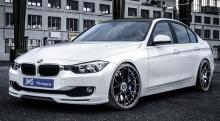 Накладка переднего бампера JMS для BMW F30 3-серия
