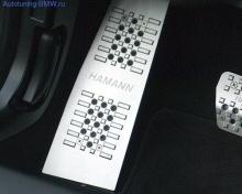 Накладка под ногу для BMW E60/E63/E65