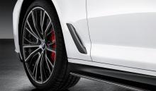 Накладка воздуховода крыла M Performance для BMW G30 5-серия (рестайлинг)
