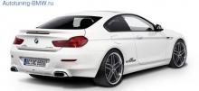 Накладка заднего бампера AC Schnitzer для BMW F12/F13 6-серия