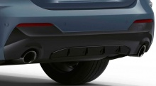 Накладка заднего бампера M Performance для BMW G22 4-серия