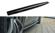 Накладки боковых порогов для BMW F10 5-серия