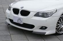 Накладки на бампер 3DDesign для BMW E60 5-серия