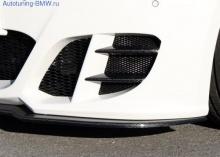 Накладки на бампер передний для BMW E82/E88 1-серия