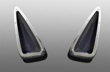 Карбоновые накладки на капот BMW X5 F15/X6 F16