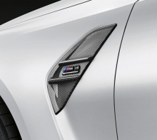 Накладки на крыло M Performance для BMW M3 G80