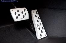 Накладки на педали для BMW X6 E71 (АКПП)