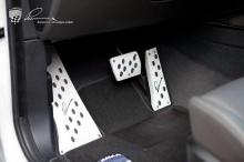 Накладки на педали Lumma для BMW X6 F16