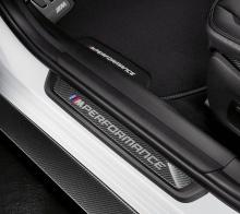 Накладки на пороги M Performance для BMW G20/M3 G80