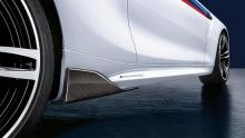Накладки на пороги M Performance для BMW M2 F87