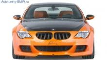 Накладки на зеркала для BMW E63 6-серия