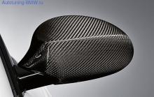 Накладки на зеркала BMW Performance для BMW E81/E87, E82/E88 1-серия