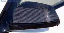 Накладки на зеркала Lumma для BMW F02 7-серия
