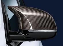 Накладки на зеркала M Performance для BMW X5M F85/X6M F86
