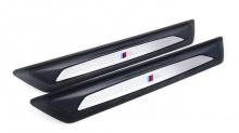 Накладки порогов в М-стиле для BMW X1 F48