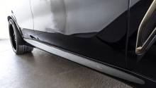 Наклейки AC Schnitzer на боковые пороги BMW X5 G05