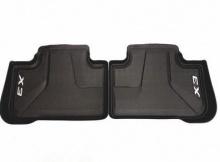 Напольные коврики для BMW X3 G01, задние