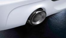 Насадки глушителя M Performance для BMW G30 5-серия