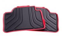 Резиновые коврики Sport Line для BMW F22 2-серия, задние