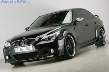 Обвес BMW M5 E60 Hamann Edition Race