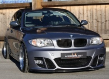 Обвес для BMW E81/E87 1-серия
