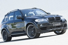 Обвеc Hamann «Flash EVO» для BMW X5 E70