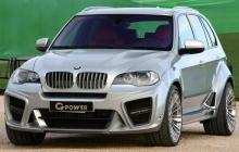 Обвес G-Power для BMW X5 E70